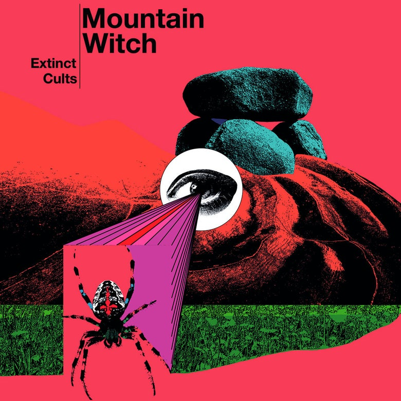 Image of Mountain Witch 'Extinct Cults' 12""
