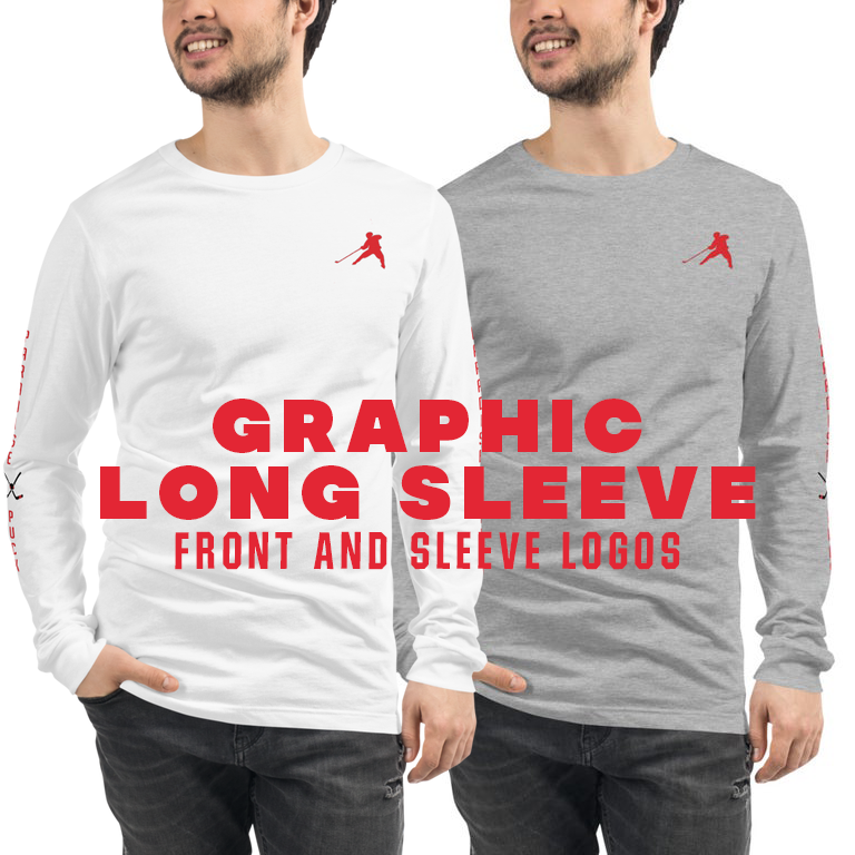 Image of Graphic Long Sleeve