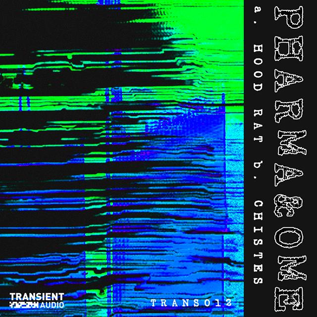 "Pharma & Ome - a. Hood Rat / b. Chistes [10"" Lathe Cut Vinyl]"