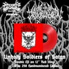 """Slaughtercoffin - Unholy Soldiers of Satan (Double EP on 12"""" Red Vinyl, incl. Download)"""