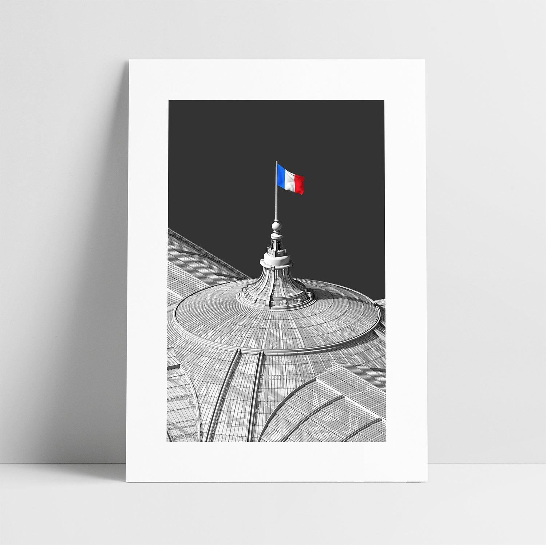 LE GRAND PALAIS 50x70