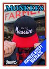 Seattle Massive Script Snapback Hat