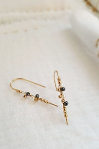 Image of SATELLITE (boucles / earrings)