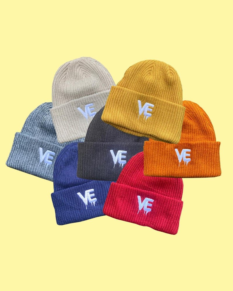 Image of VE Drip Logo Skully