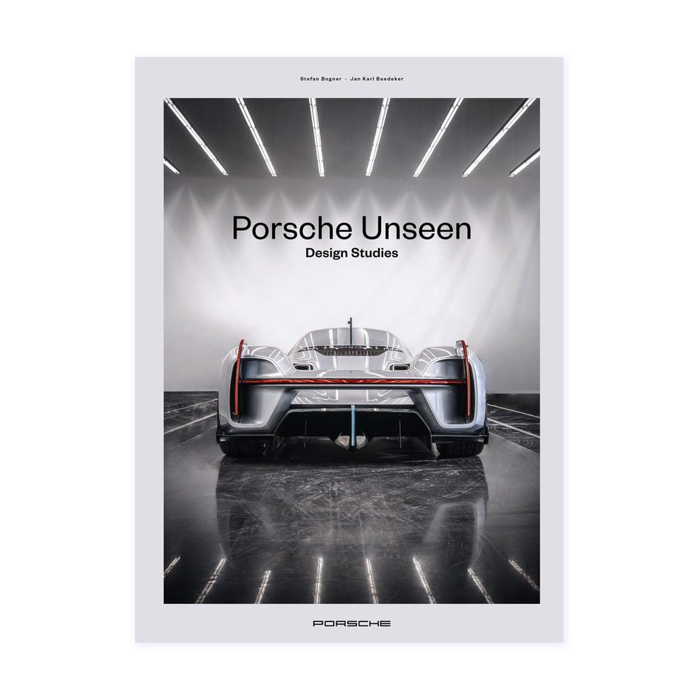 Image of Porsche Unseen - Design Studies