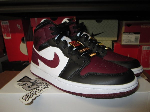 """Air Jordan I (1) Retro Mid SE """"Dark Beetroot"""" WMNS - areaGS - KIDS SIZE ONLY"""