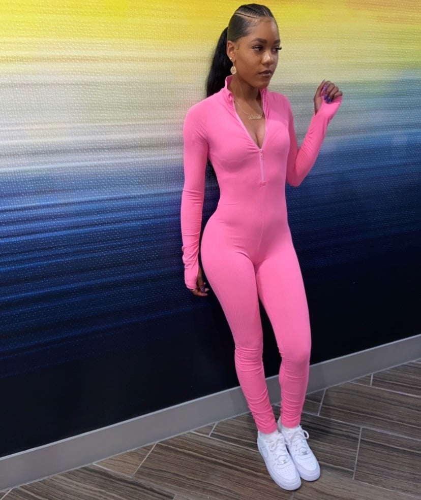 Image of Icy Pink   Jumpsuit
