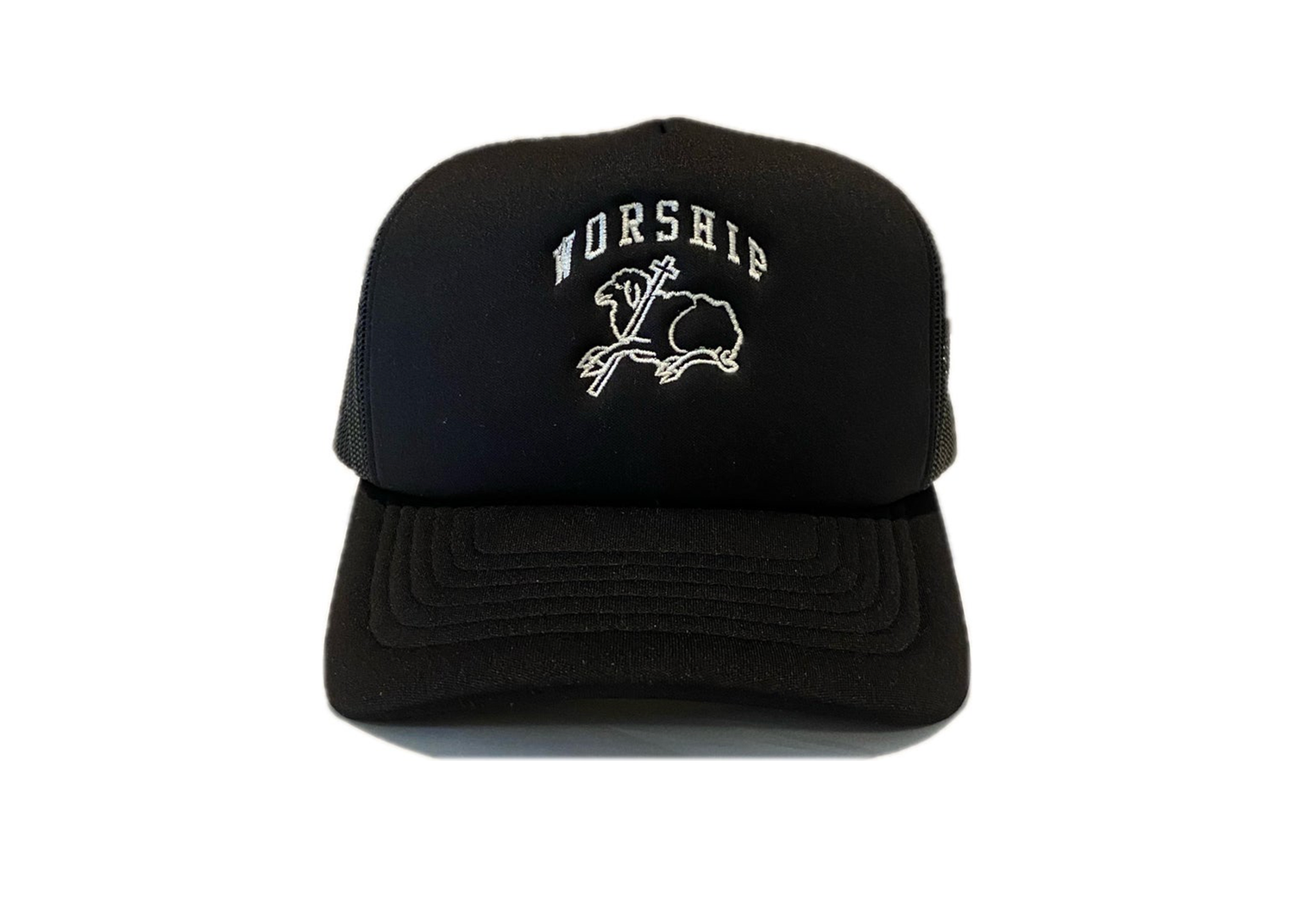 Image of Worship Official Trucker Cap