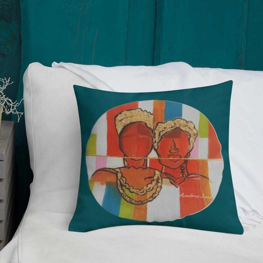 King + Queen Premium Pillow