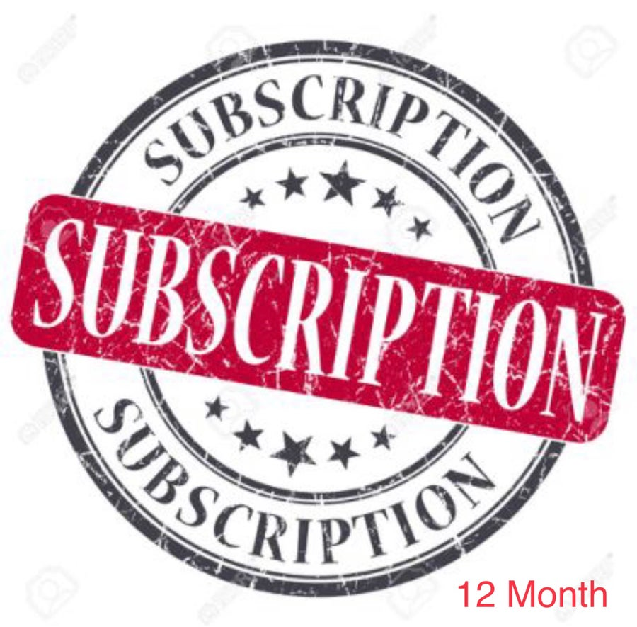 Image of 12 Month Product Subscription