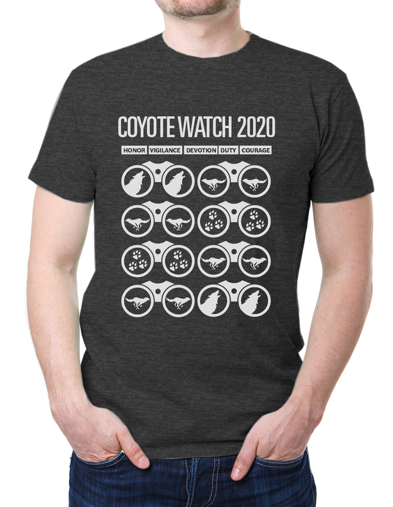 Image of Coyote Watch 2020
