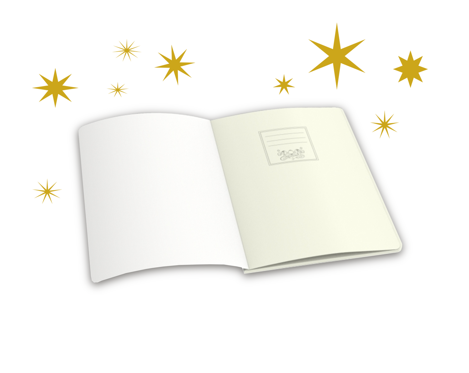 Image of Mirror Moss Notebook