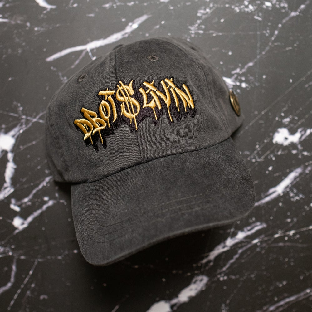 The Capsmith X Dboi Collab Hat in Black