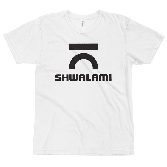 Image of Shwalami Logo Shirt - White