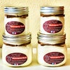 16oz Mason Jar Wooden Wick Soy Candle