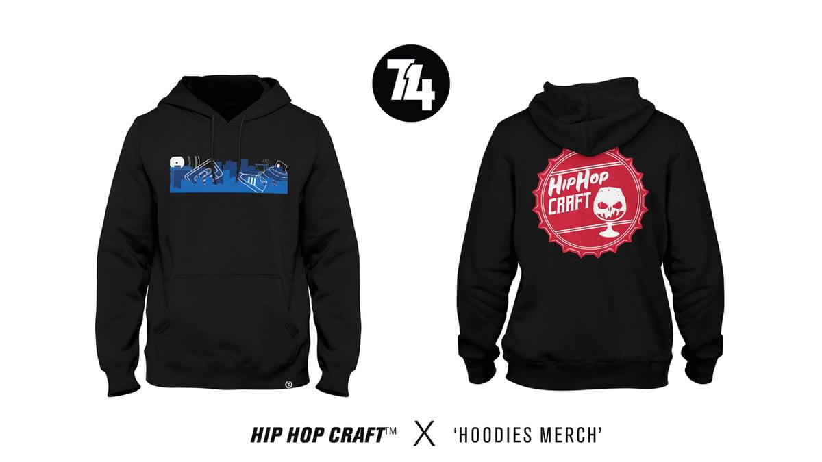 Image of HipHop Craft Hoodie