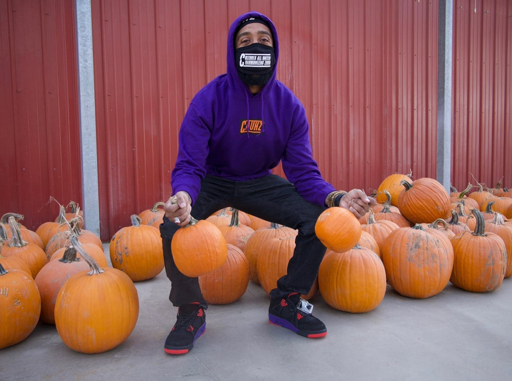 Cauhz™️ Spooky Season Hoody