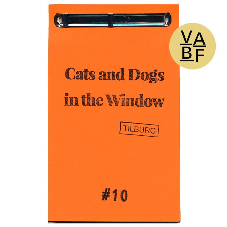 Image of 【Signed】Cats and Dogs in the Window # 1-10
