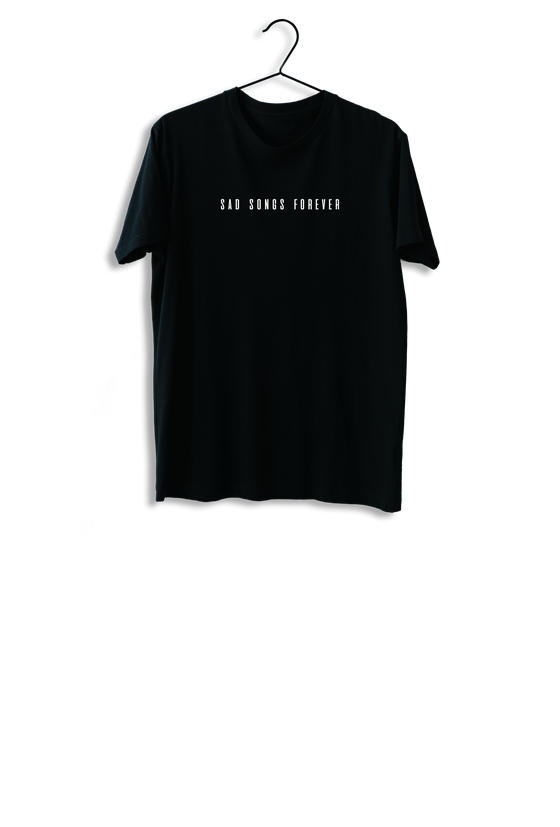 Image of Shirt - sad songs forever