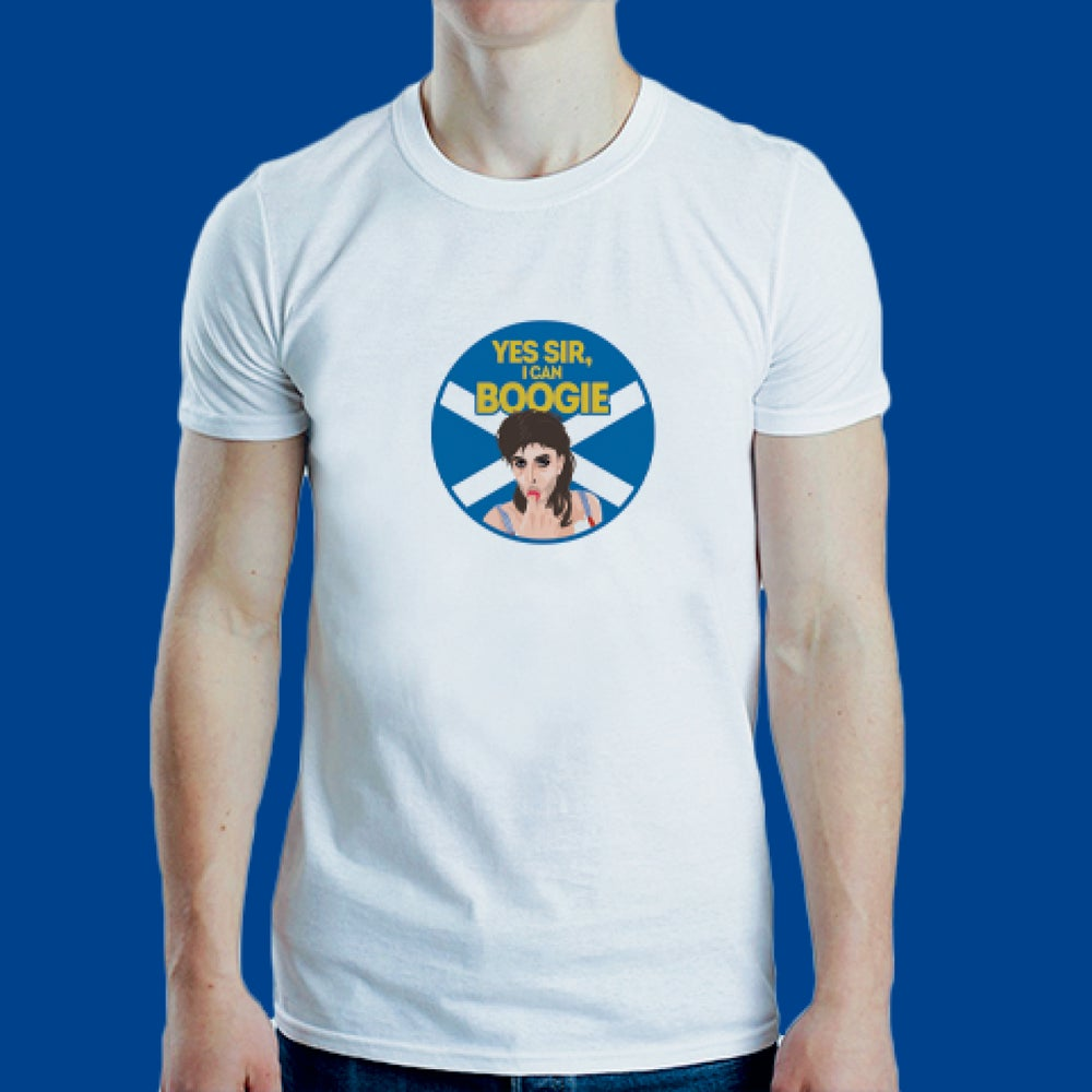 Image of Yes Sir, I Can Boogie t-shirt