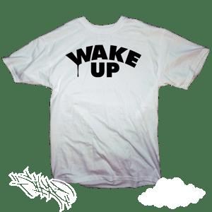 Image of WAKE UP T-shirt