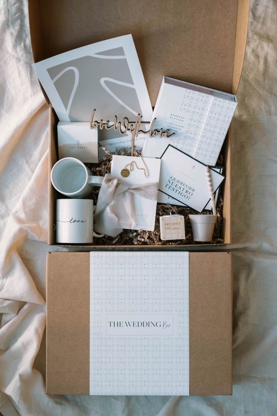 "Image of The Wedding Box ""ONE"""