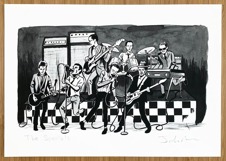 Image of The Specials print
