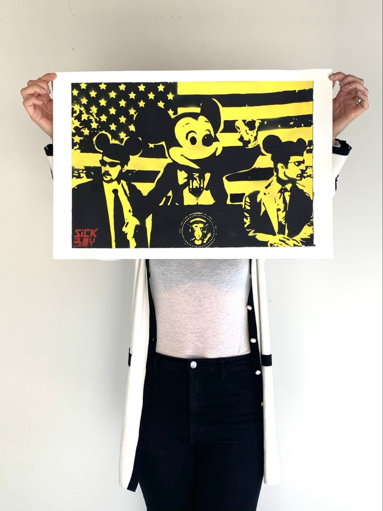 Image of Sickboy's President Mickey