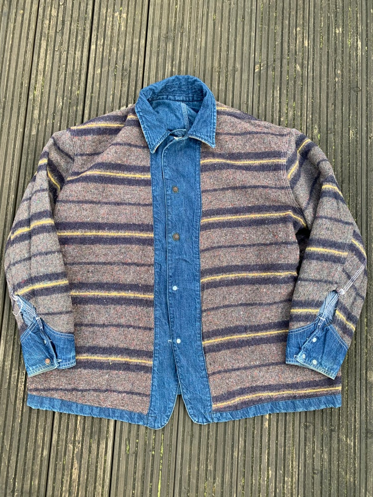 Image of Vintage Lee work jacket (Big Size)