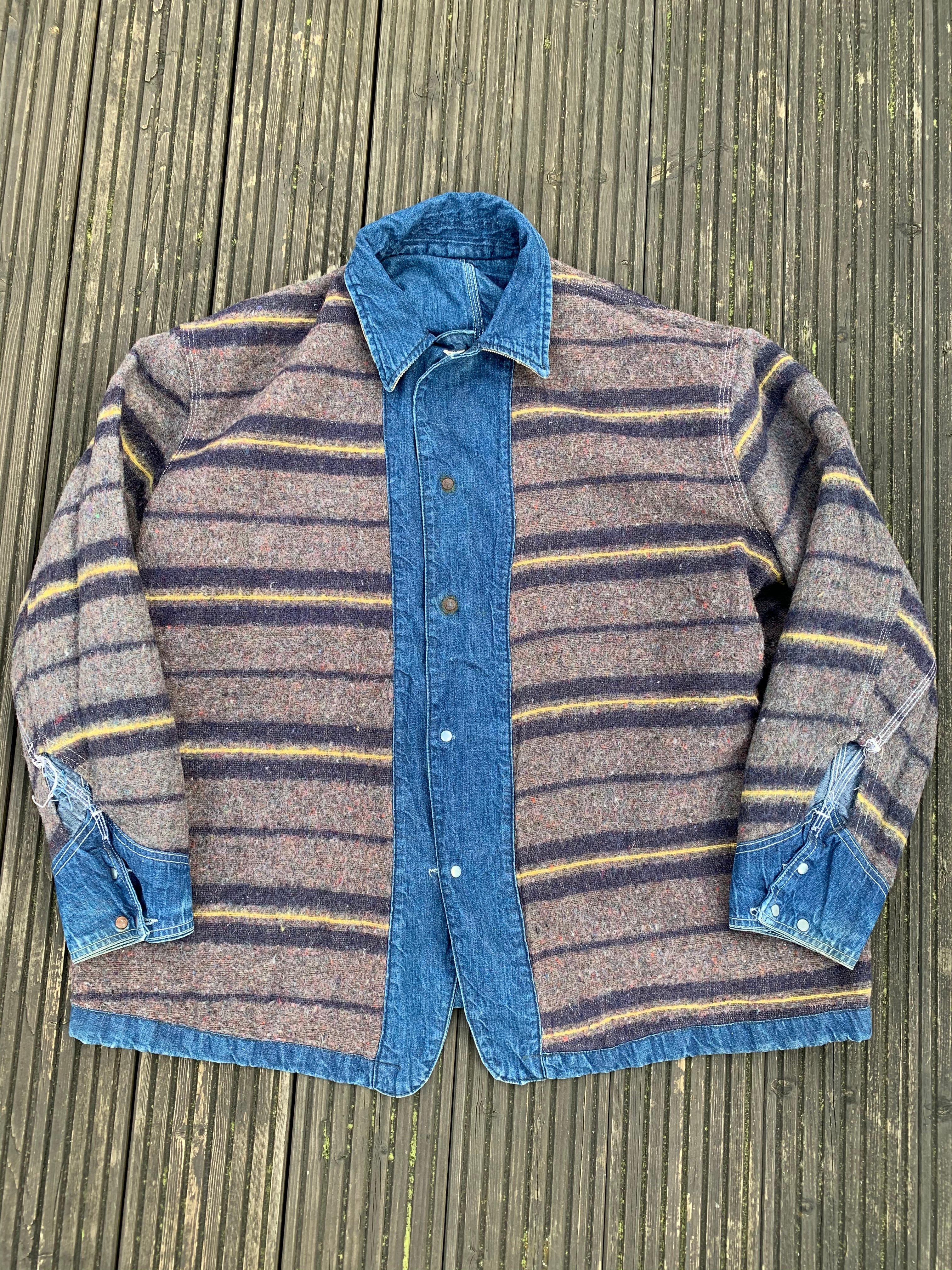 Image of Vintage Lee work jacket (Big Size)