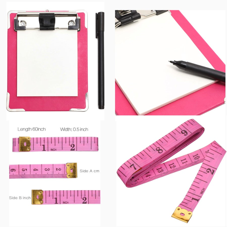 Image of #UpJunkFashion Bra Measuring Kit