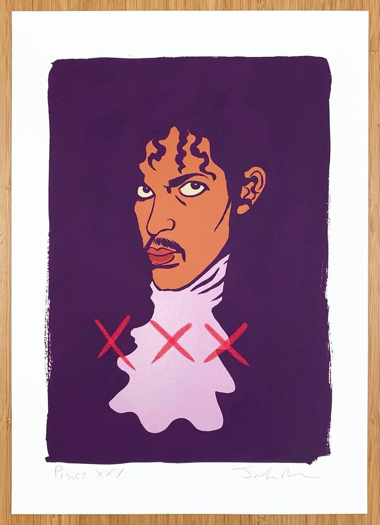 Image of Prince print