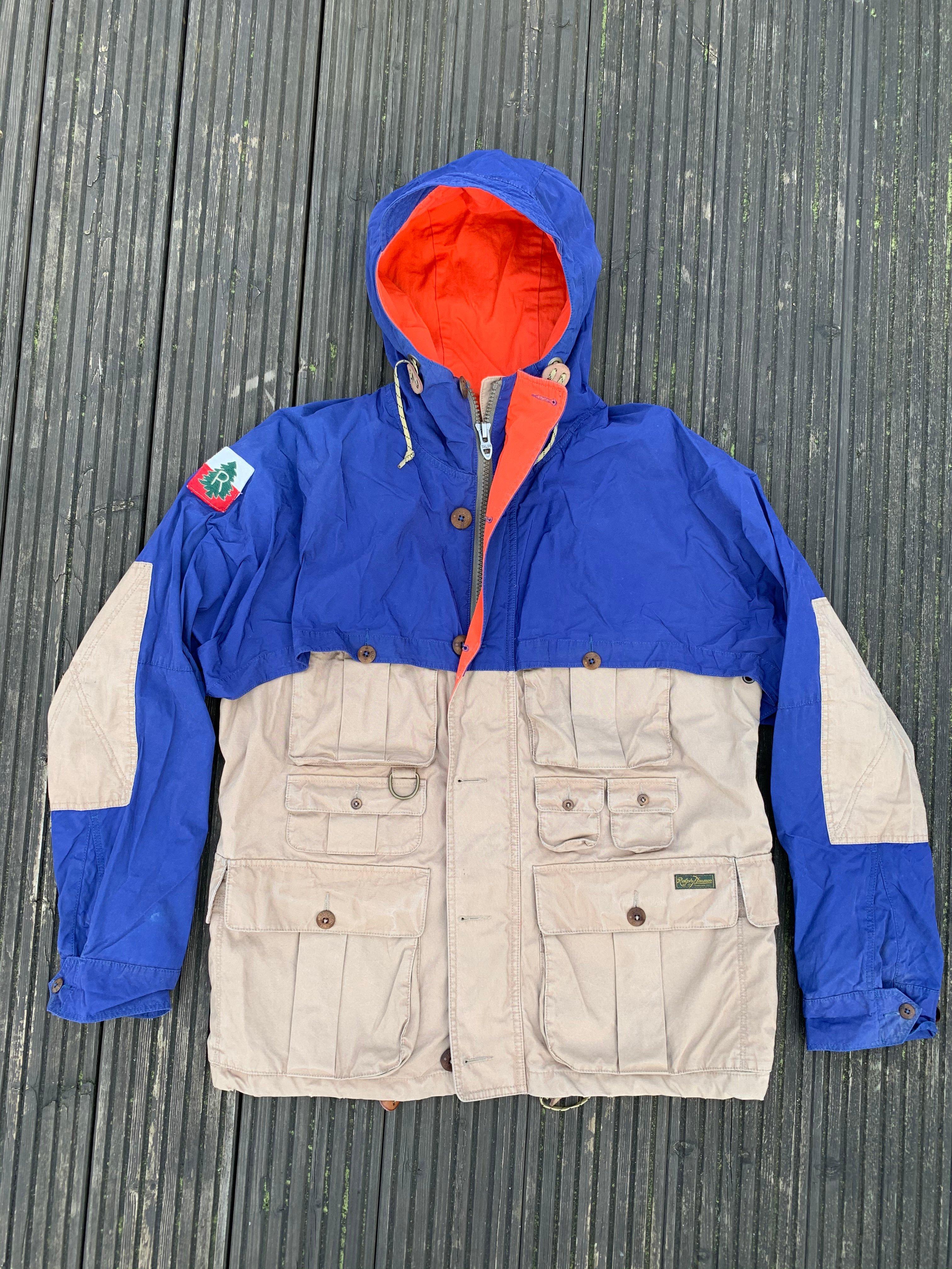 Image of Old Ralph Lauren hunting jacket