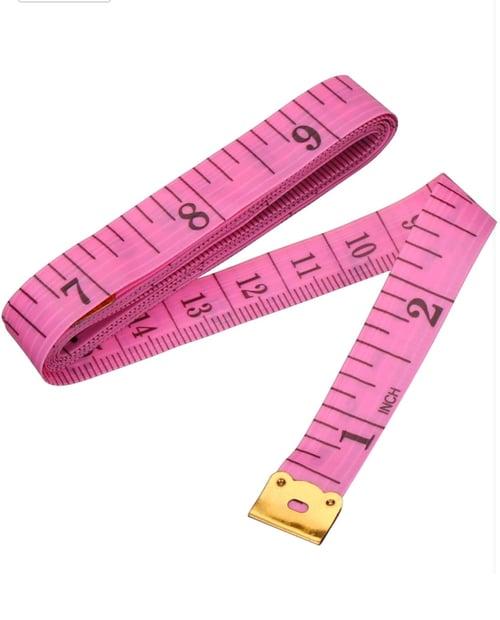 Image of #UpJunkFashion Bra Measuring Kit