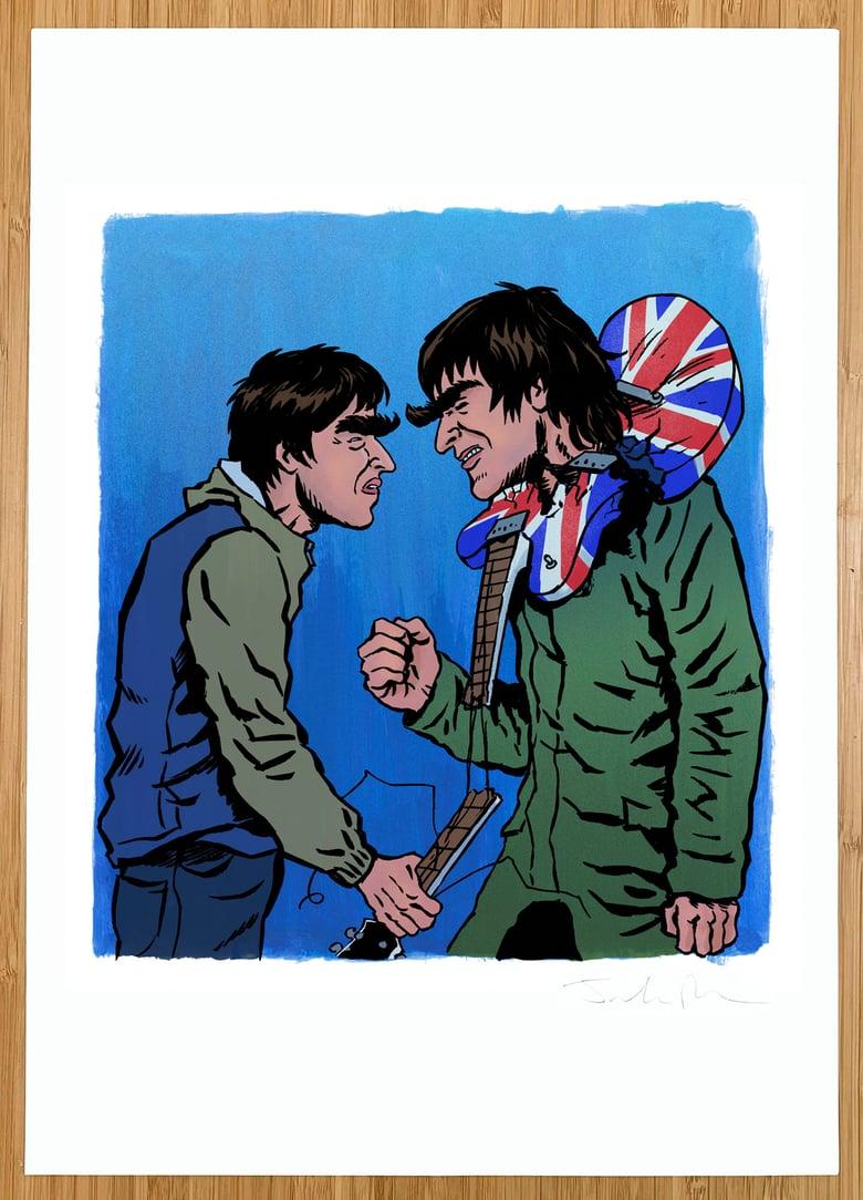Image of Oasis print