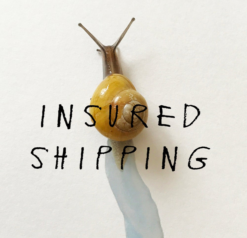 Image of Insured/Tracked Shipping