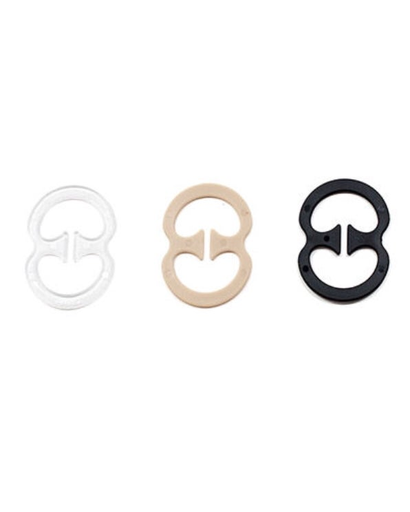#Solution 3pc Bra Strap Clip Set