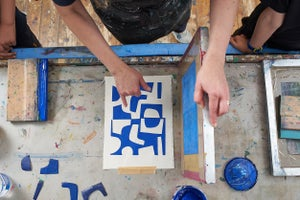 Image of Screen Printing Workshop - Gift Voucher