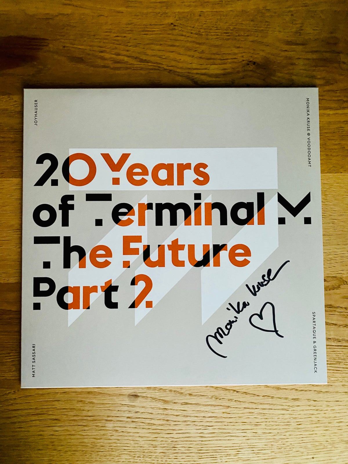 "Image of 20 Years of Terminal M - ""The future part 2"""