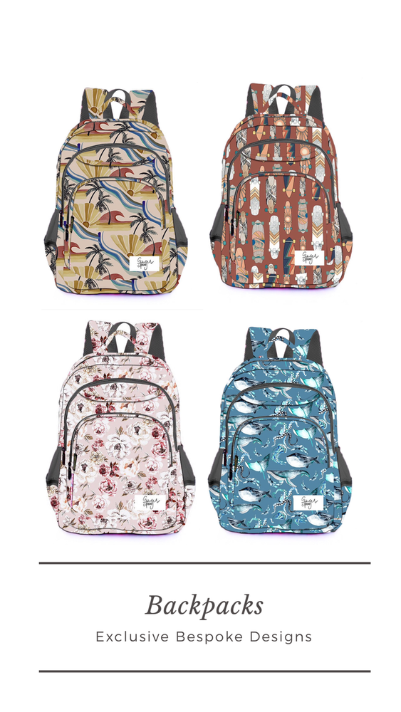 Image of Backpacks Exclusive Designs