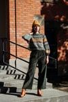 Kelowna Sweater (One of a Kind - Khaki shown) more colour options