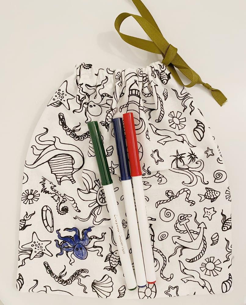 Image of Accessoires à colorier