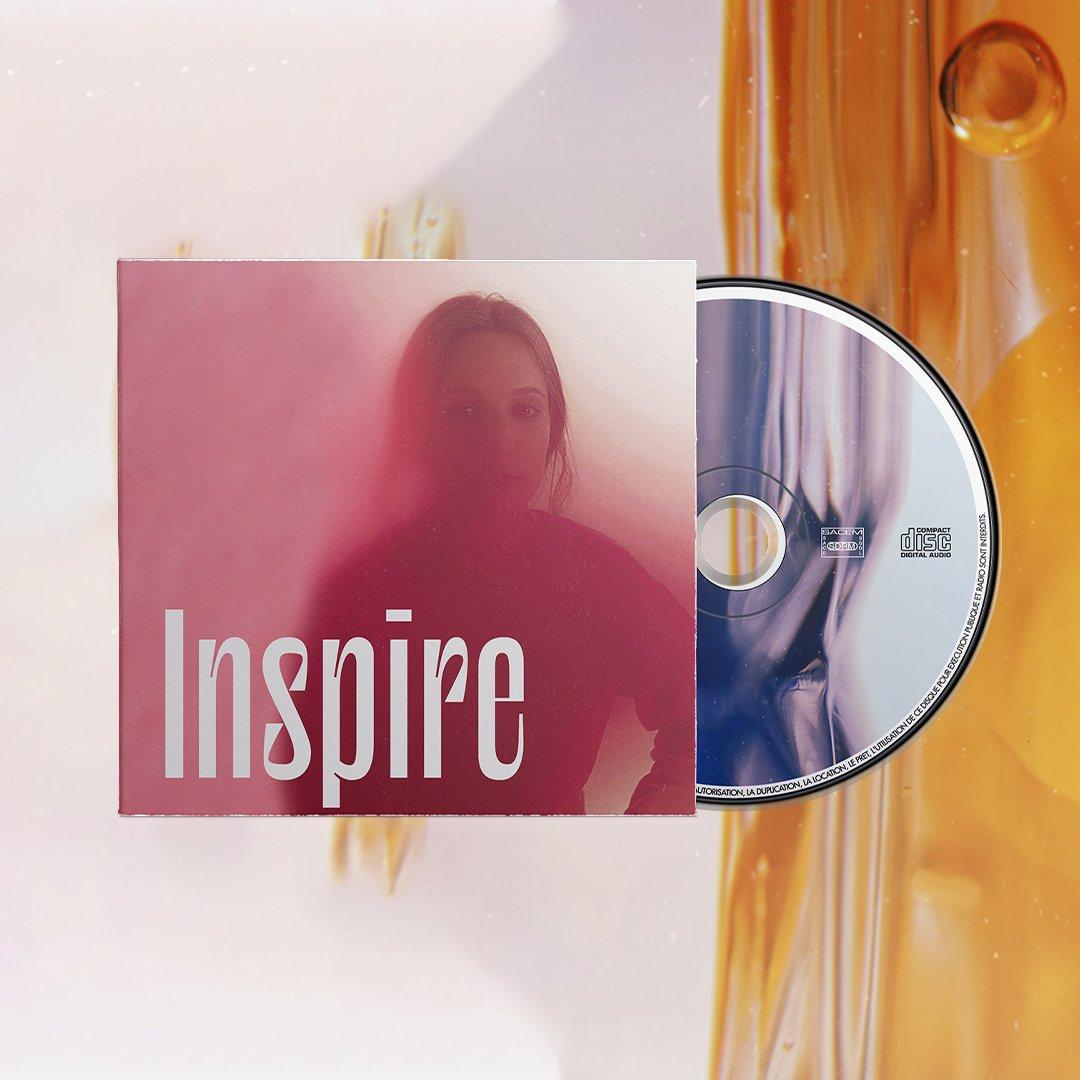 """Image of ALBUM """"Inspire"""""""