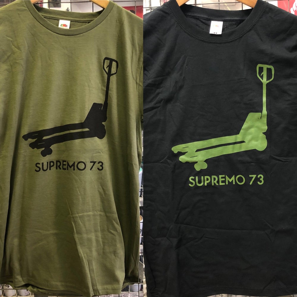 Image of tee SUPREMO 73