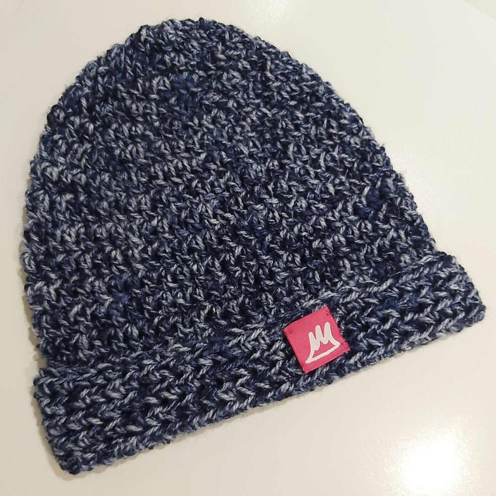 Image of Winter Blues Beanie - Toddler