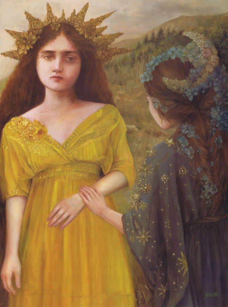 Image of 'The Beckoning Night' by Nom Kinnear King