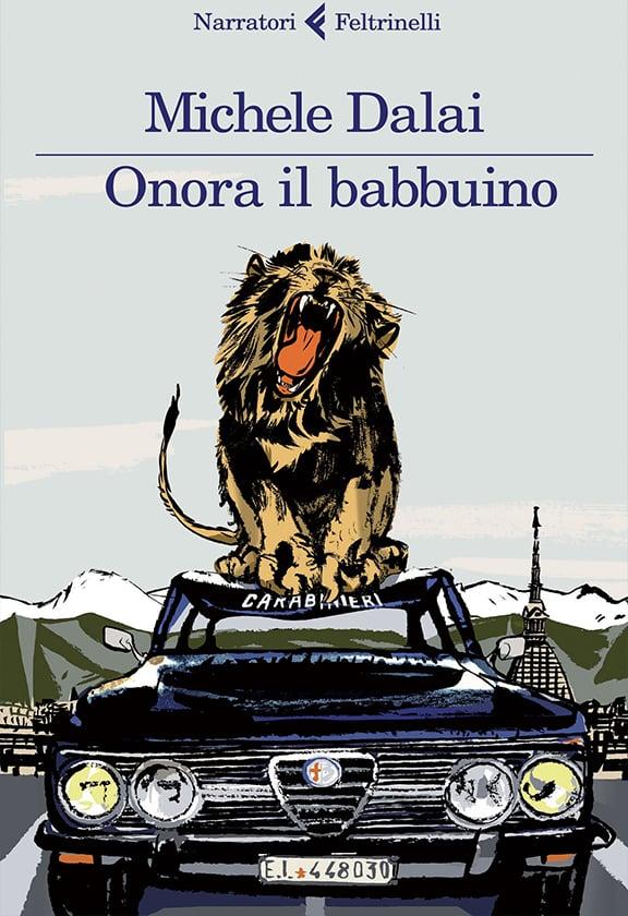 """Image of Michele Dalai - """"Onora il babbuino"""""""
