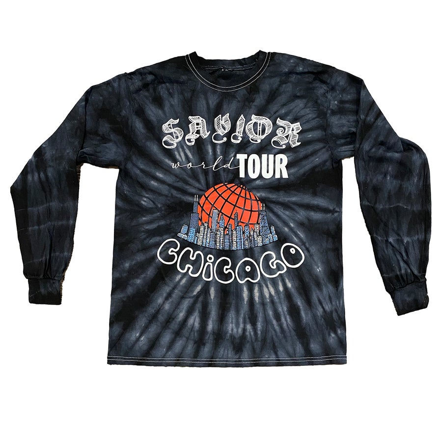 Image of SAVIOR CHICAGO SKYLINE TEE
