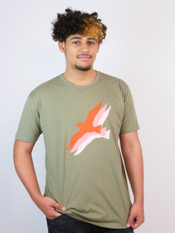 Image of Birds in Flight T-Shirt