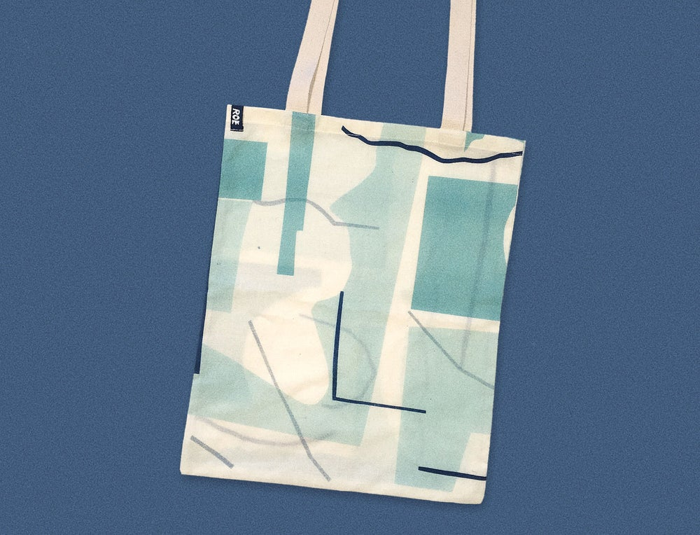 Image of COLOR CUT OUTS BAG